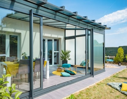Installer une véranda sur sa terrasse