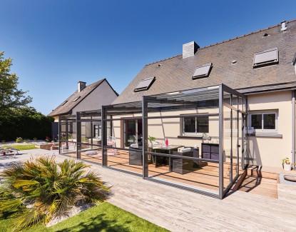 Comment bien choisir votre abri de terrasse Gustave Rideau ?