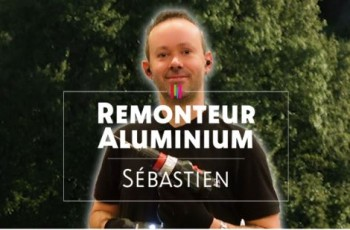 Remonteur aluminium
