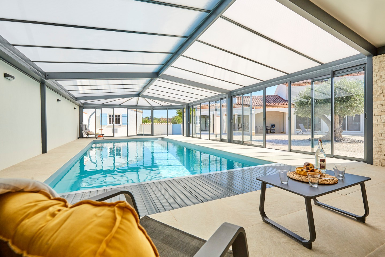 Les abris de piscine, différents styles pour différentes envies.