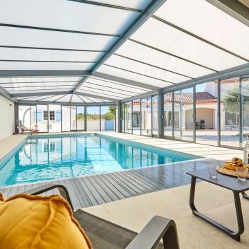 Véranda de piscine