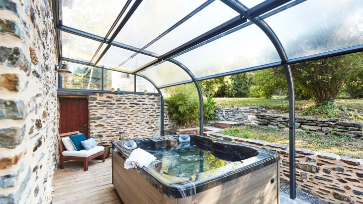 L'abri de terrasse panoramique