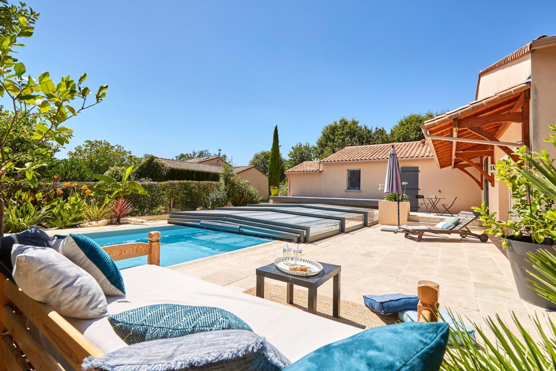 Pourquoi choisir un abri de piscine en aluminium ?