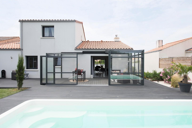 Choisir l'aluminium pour son abri de terrasse