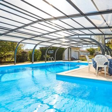 Choisir un abri de piscine en aluminium